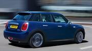 Nouvelle Mini 5 portes : Pas de régime avant l'été pour la Mini