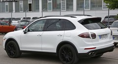 Porsche Cayenne : Lifting imminent !