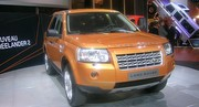 Land Rover Freelander : Chic et choc