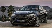BMW X6 (2014) : premières images officielles en fuite !
