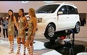 Au gaz, la Panda 2007 et des Fiat à louer