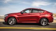 Nouvelle BMW X6 : À s'y méprendre