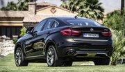 BMW X6 2015 : on ne change pas une formule gagnante