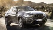Nouvelle BMW X6 fidèle à son profil