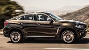 Le BMW X6 fait peau neuve