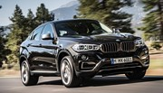 BMW X6 II : Timide refonte
