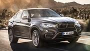 Le nouveau BMW X6 dévoilé
