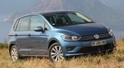 Essai Volkswagen Golf Sportsvan : Golf à volumes