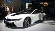 BMW i8 : les premiers exemplaires livrés