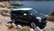 Essai Fiat 500L Living : 4,35 m et 7 places... d'anchois !