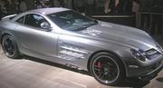 Mercedes SLR 722 Edition : Flèche d'argent