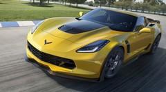 Chevrolet Corvette Z06 2014 : 650 chevaux pour le moteur V8