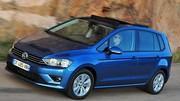 Essai Volkswagen Golf 7 Sportsvan (2014) : La Golf des familles