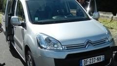 Citroën Berlingo comme radar mobile-mobile : Le ludo-flash de chez Citroën