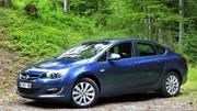 Essai Opel Astra berline : la pragmatique