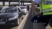 """""""L'Europe des taxis"""" manifeste contre les VTC"""