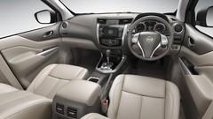 Voici le nouveau Nissan Navara