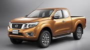 Nissan Navara 2014 : le pick-up se renouvelle