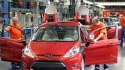 Après accord direction-employés, la production de la Ford Fiesta reste en Allemagne