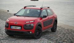 Essai Citroën C4 Cactus