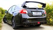 Essai Subaru WRX STI S 2014 : pas pour les fainéants