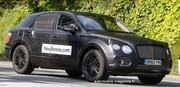 Futur SUV Bentley : Fausse discrétion