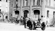 Rassemblement international de Maserati pour le centenaire de la marque