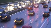 Des voies de circulation réservées aux bus et taxis sur l'A1 et l'A6 dès 2015