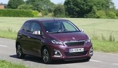 Essai Peugeot 108 1.2 Puretech Féline Barcode 2014 : 10...8 De Coeur !