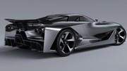 Nissan Vision Gran Turismo, future GT-R ?