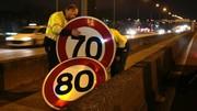 Sécurité routière : le ministre de l'intérieur s'oppose à une baisse des limitations de vitesse