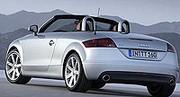 Audi TT Roadster : Le TT ouvre son toit