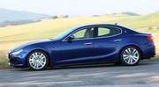 Maserati augmente la production des Quattroporte et Ghibli