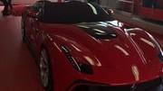 Ferrari F12 TRS 2014 : une voiture unique à 3,1 millions d'euros ?