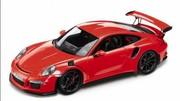 Porsche 911 GT3 RS 2015 : Mini-trahison