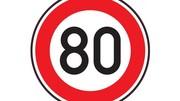 80 km/h : vers une expérimentation sur certains axes
