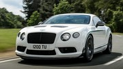 Bentley Continental GT3-R : Dérive Continentale