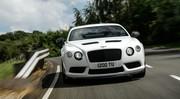 Bentley Continental GT3-R 2014 : 580 ch pour la brute de luxe