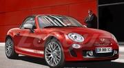 Roadster Abarth : enfin un modèle qui ne dérive pas de la Fiat 500