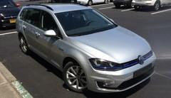 Une Golf GTE SW en préparation chez Volkswagen ?
