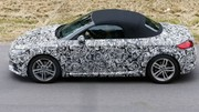 Audi TT Roadster : Les premières images !