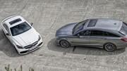 Mercedes-Benz CLS : mise en lumière