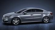 Peugeot 508 restylée : premières photos officielles !