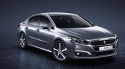 Peugeot 508 : restylage et THP 165