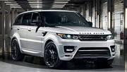 Un nouveau ''Pack Furtif'' pour le Range Rover Sport