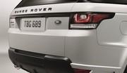 Range Rover Sport Révélation Du Pack Furtif Au Festival Of Speed Goodwood 2014