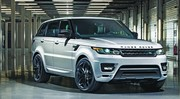 Festival of Speed : lancement du Range Rover Sport Pack Furtif à Goodwood