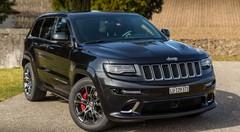 Essai Jeep Grand Cherokee SRT : La démesure américaine