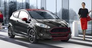 Ford Fiesta Red Edition : façon Jeanne Mas