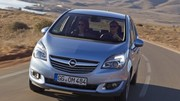 Opel transforme son Meriva en chameau !